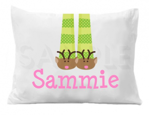 Custom Personalized Pillow Case