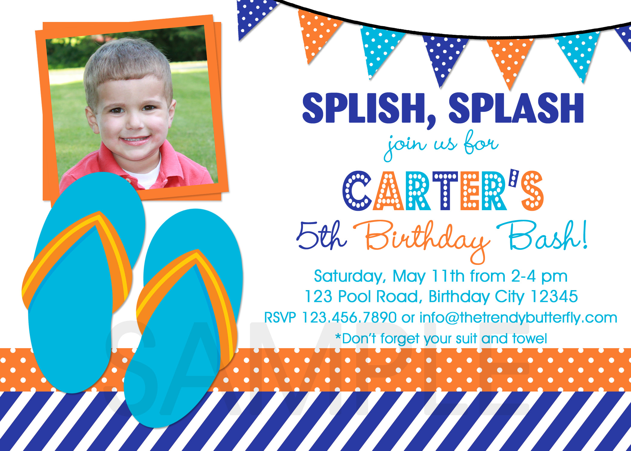 Child birthday invitations northurthwall child birthday invitations stopboris Choice Image