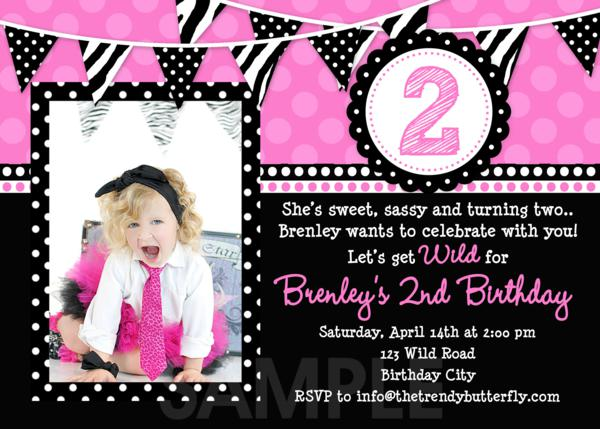 printable birthday invitations, girls zebra 1st party, zebra, Birthday invitations