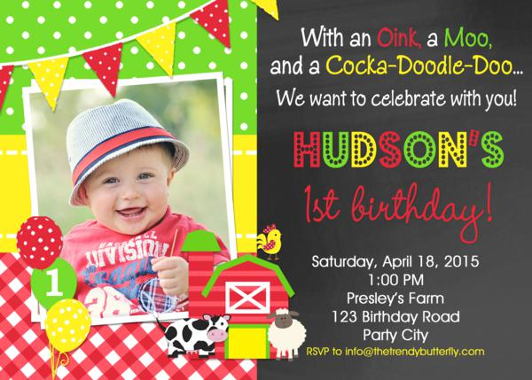 First birthday invitations for boys printable party invites 1st printable boy birthday invitation stopboris Image collections