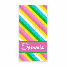 Sammie Stripe Towel