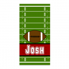 Josh Football Towel