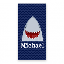 Michael Shark Towel