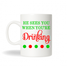 Christmas Coffee Mug, Christmas Gift, Holiday Coffee Mug, Christmas Office Gifts , Personalized Coffee Mug, Personalized Christmas Gift,