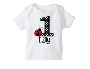 Personalized Kids Birthday T Shirt